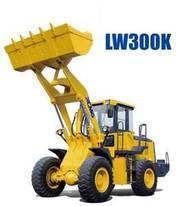Фронтальный погрузчик XCMG LW300FN / LW300KN, LW500FN / LW500KN