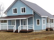 Купить дом в коттеджном поселке Усадьба Тишнево-2 Боровского района